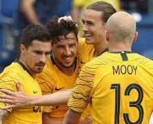 Video: Australia vs Cộng Hòa Séc
