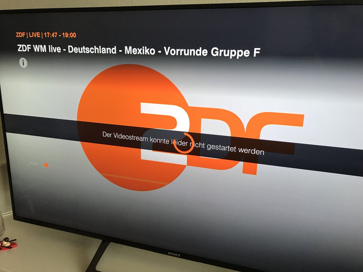 Rene Buest on Twitter   2018         GERMEX  LiveStream  ZDF       GERMEX  LiveStream  ZDF