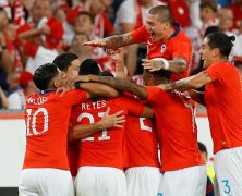 Video: Ba Lan vs Chile