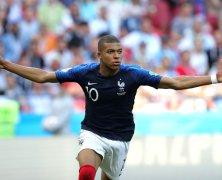 Video: Pháp vs Argentina