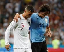 Video: Uruguay vs Bồ Đào Nha