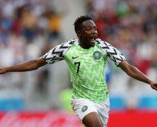 Video: Nigeria vs Iceland