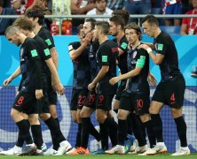 Video: Iceland vs Croatia