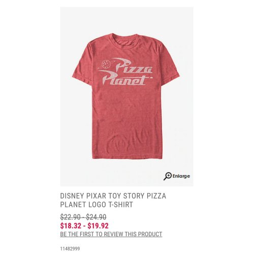 Medium Crop Of Pizza Planet Shirt