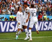 Video: Uruguay vs Pháp