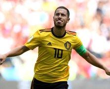 Video: Bỉ vs Anh