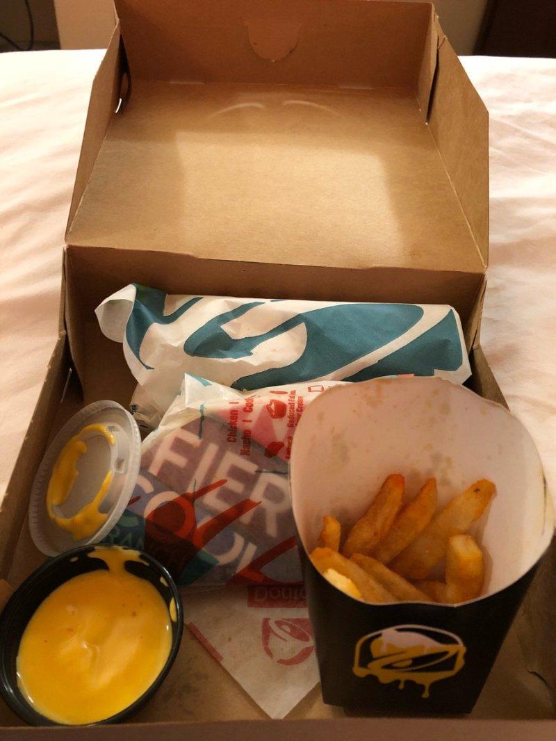 Large Of Nacho Fries Box