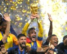 Video: Pháp vs Croatia