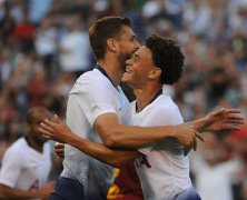 Video: AS Roma vs Tottenham Hotspur