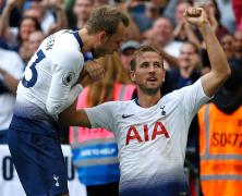 Video: Tottenham Hotspur vs Fulham