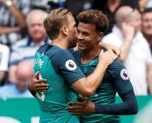 Video: Newcastle United vs Tottenham Hotspur