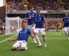 Video: Wolverhampton Wanderers vs Everton