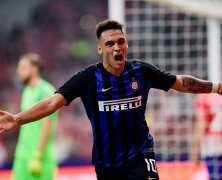 Video: Atletico Madrid vs Inter Milan