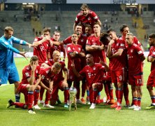 Video: Eintracht Frankfurt vs Bayern Munich