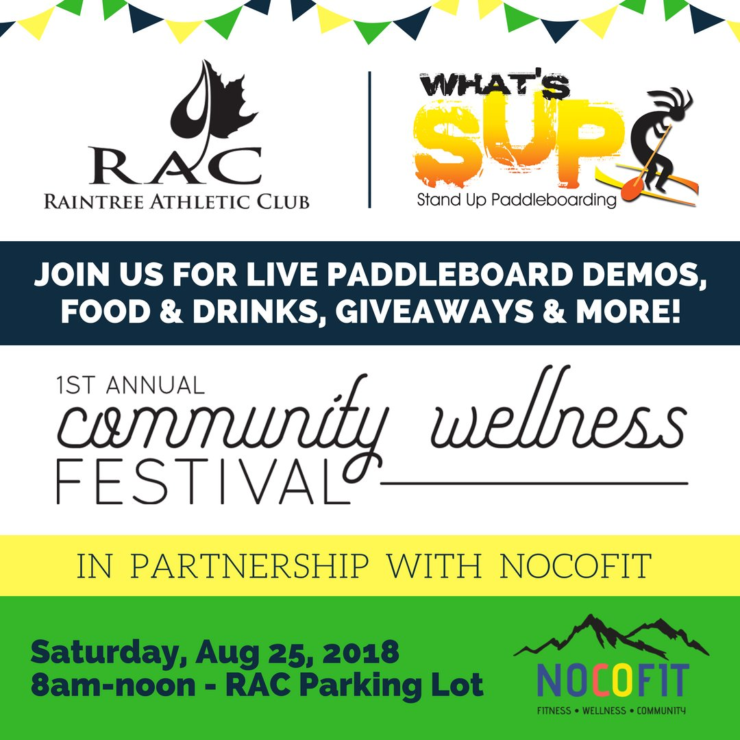 Lovely Forget To Join Us At Annual Community Wellness Festival Sup Twitter Raintree Athletic Club Labor Day Raintree Athletic Club Business Office houzz 01 Raintree Athletic Club