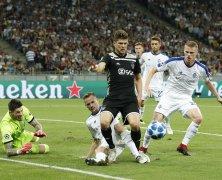 Video: Dynamo Kyiv vs Ajax
