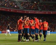 Video: Tây Ban Nha vs Croatia