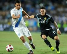 Video: Argentina vs Guatemala