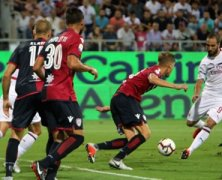 Video: Cagliari vs AC Milan
