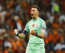 Video: Galatasaray vs Lokomotiv Moskva