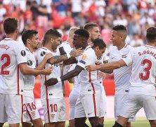 Video: Sevilla vs Standard Liege