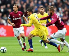 Video: West Ham United vs Chelsea