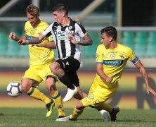 Video: Chievo vs Udinese