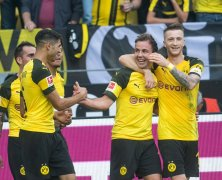 Video: Borussia Dortmund vs Augsburg