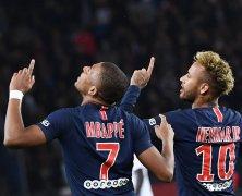 Video: PSG vs Olympique Lyon
