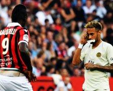 Video: Nice vs PSG