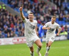 Video: Cardiff City vs Burnley