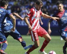 Video: Huesca vs Girona