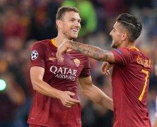Video: AS Roma vs Viktoria Plzen