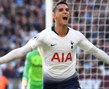 Video: West Ham United vs Tottenham Hotspur