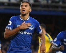 Video: Everton vs Crystal Palace