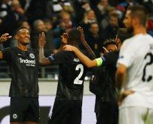 Video: Eintracht Frankfurt vs Apollon