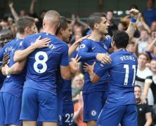 Video: Chelsea vs Crystal Palace