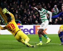 Video: Celtic vs RB Leipzig