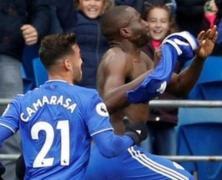 Video: Cardiff City vs Brighton & Hove Albion