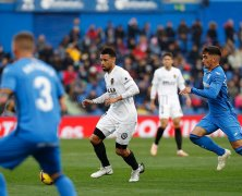 Video: Getafe vs Valencia