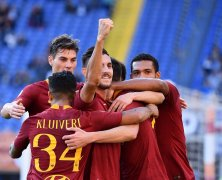 Video: AS Roma vs Sampdoria
