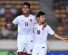 Video: Lào vs Myanmar