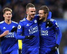Video: Leicester City vs Watford