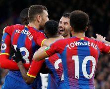 Video: Crystal Palace vs Burnley