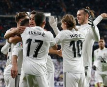 Video: Real Madrid vs Valencia