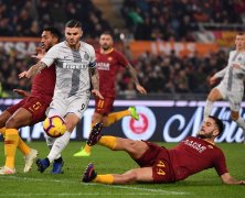 Video: AS Roma vs Inter Milan