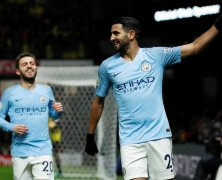Video: Watford vs Manchester City