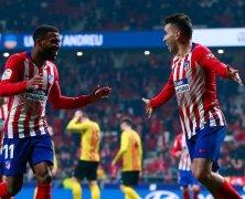 Video: Atletico Madrid vs Sant Andreu