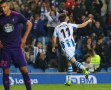 Video: Real Sociedad vs Celta de Vigo