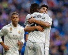 Video: Real Madrid vs Melilla